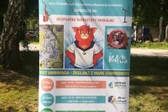Kot Umbriaga zawitał muzycznie do Centrum Żeglarskiego