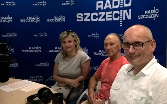 IGA'cki Band czyli Szczecińska Akademia Szantowa gościła w Radio Szczecin