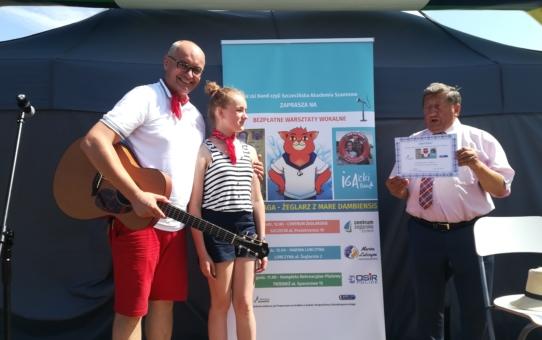 Trzy dni warsztatów wokalnych: Szczecin, Lubczyna i finał w Trzebieży
