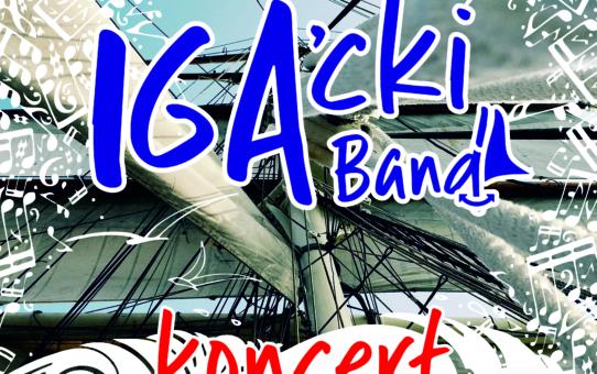 W Muzyczny Rejs z IGA'cki Band
