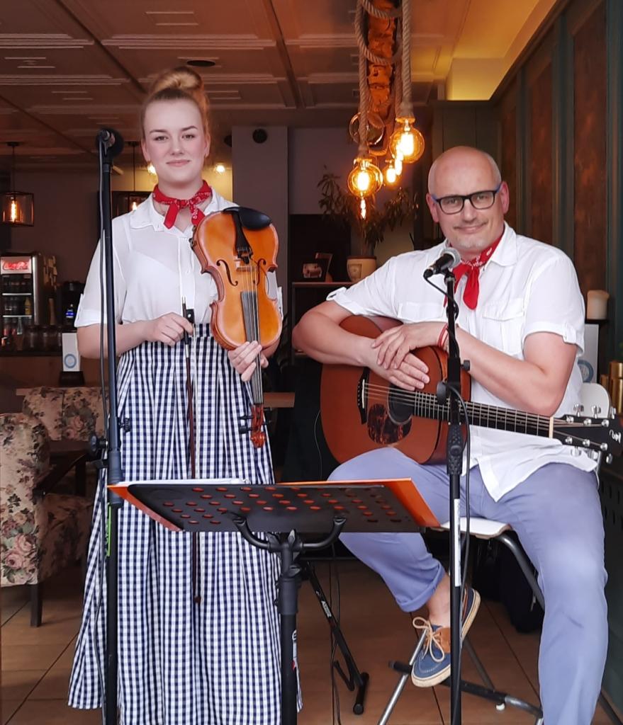 IGA'cki Band koncert w kawiarni Ale Ciacho! w Szczecinie