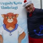 autor piosenki o Kocie Umbriadze - żeglarzu z Mare Dambiensis