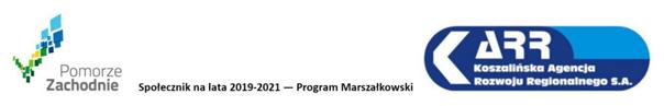 """Projekt nagrania wirtualnej płyty został sfinansowany z budżetu Województwa Zachodniopomorskiego w ramach zadania publicznego pn. """"Program Społecznik na lata 2019-2021"""""""